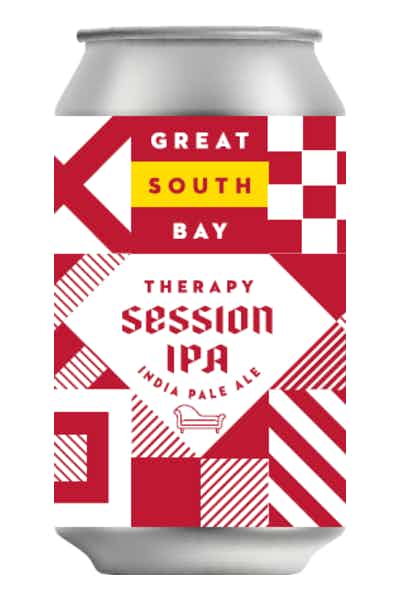 Great South Bay Brewery Therapy Session IPA