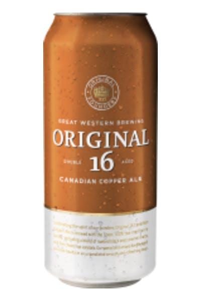 Great Western Original 16 Copper Ale