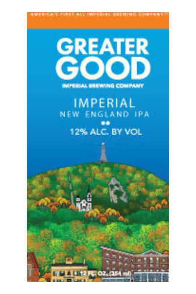 Greater Good Greylock Imperial IPA