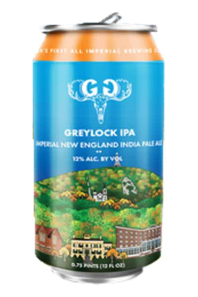 Greater Good Greylock Imperial New England IPA