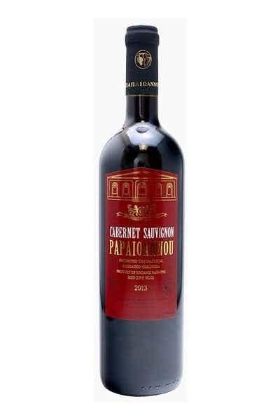 Greek Red Papaioannou Cabernet Sauvigno