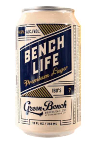 Green Bench Bench Life Lager