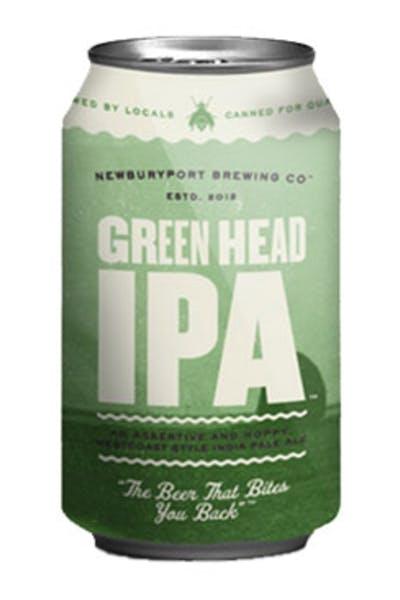 Green Head IPA