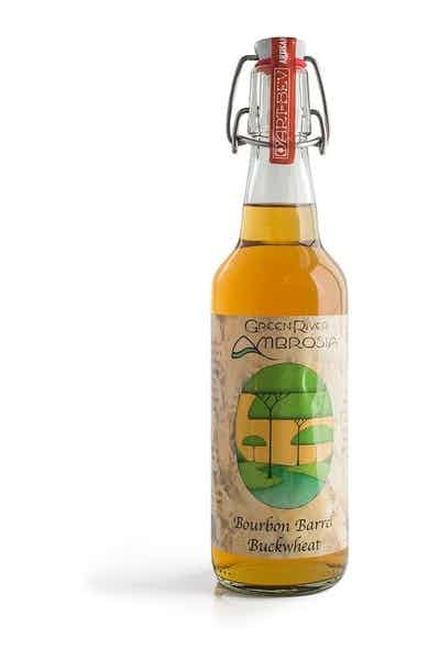 Green River Bourbon Barrel Buckwheat Mead