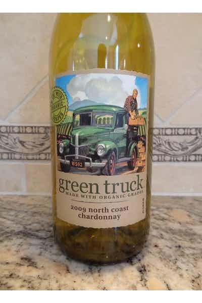 Green Truck Chardonnay 2013