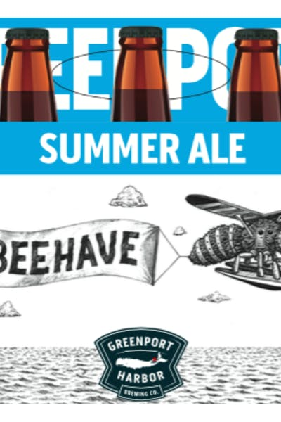 Greenport Harbor Summer Ale