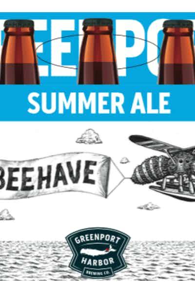 Greenport Harbor Summer Ale
