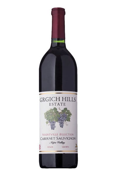 Grgich Hills Cabernet Yountville Selection