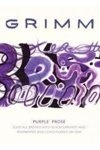 Grimm Purple Prose