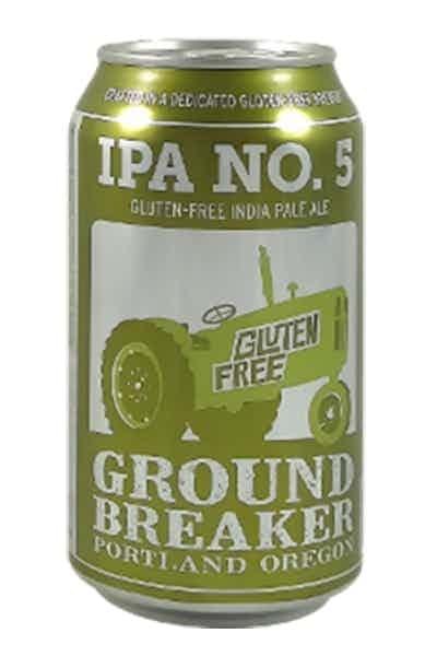 Ground Breaker IPA #5