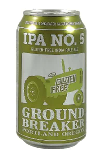 Ground Breaker IPA #5