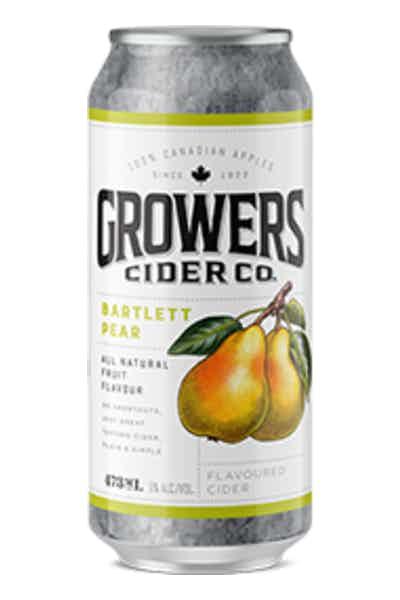 Growers Bartlett Pear Cider