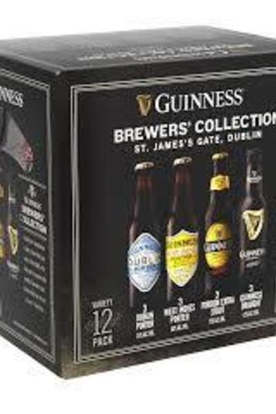 Guinness Brewers' Collections Pack