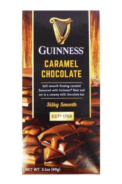 Guinness Caramel Chocolate Bar