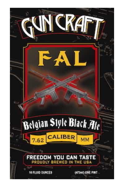 Gun Craft FAL Belgian Style Black Ale