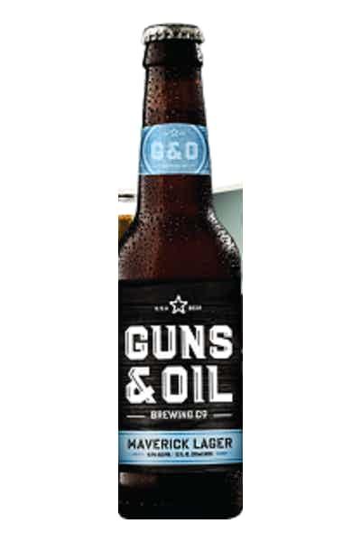 Guns & Oil Maverick Lager