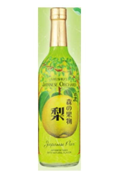 Hakushika Japanese Orchard Pear Sake