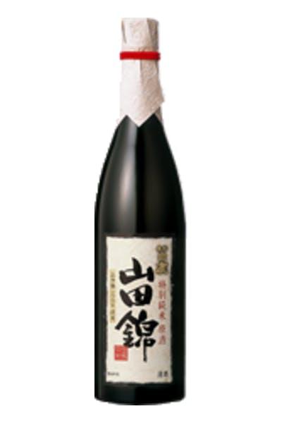 Hakushika Yamadanishiki Tokubetsu Junmai Genshu Sake