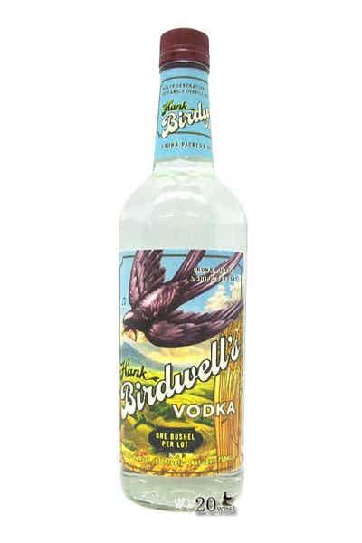 Hank Birdwells Vodka