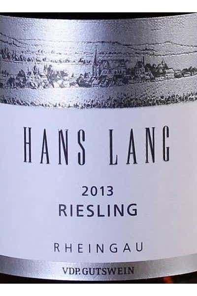 Hans Lang Riesling Rheinau