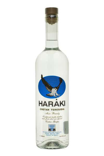 Haraki Cretan Tsikoudia