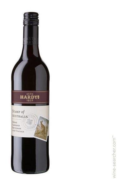Hardy's Stamp Shiraz 2013