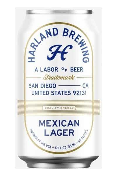 Harland Brewing Mexican Lager
