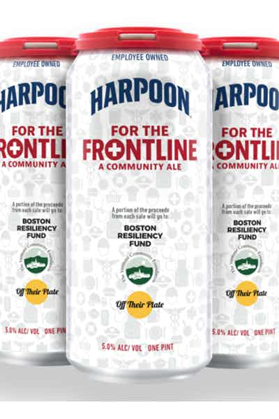 Harpoon For The Frontline