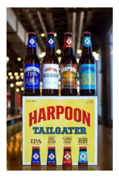 Harpoon Tailgater Fall Mix