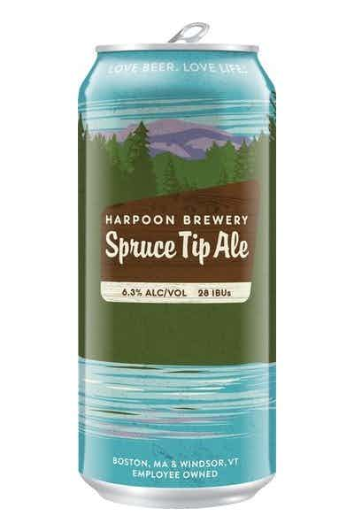 Harpoon Spruce Tip Ale
