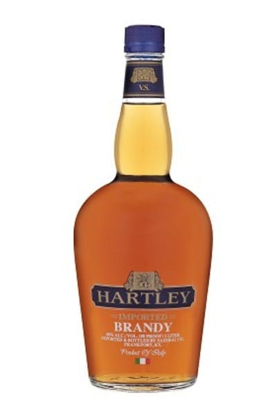 Hartley Vs Brandy Bar Bottle