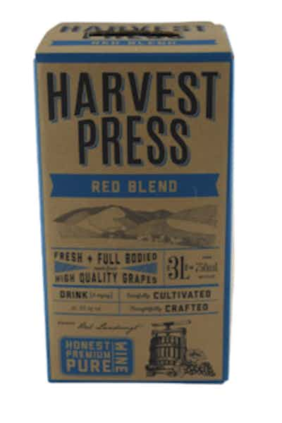 Harvest Press Red Blend