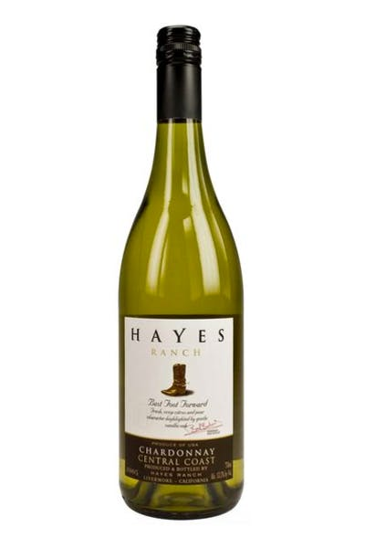 Hayes Ranch Best Foot Forward Chardonnay