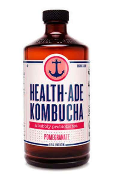 Health Ade Kombucha Pomegranate