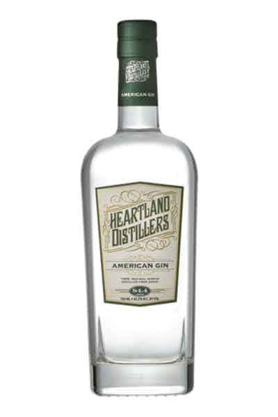 Heartland Distillers American Gin