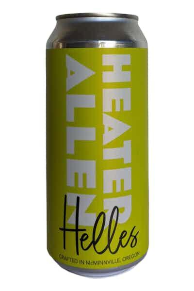 Heater Allen Helles Lager