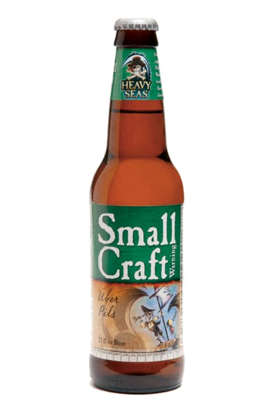 Heavy Seas Small Craft