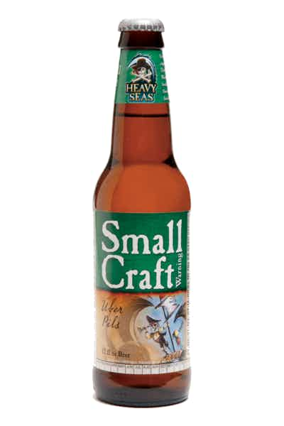 Heavy Seas Small Craft