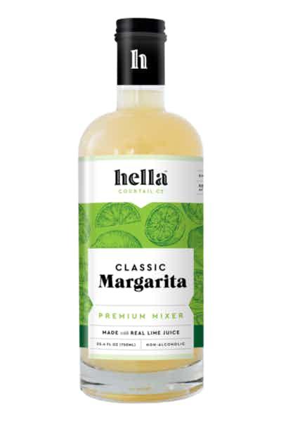 Hella Margharita Premium Cocktail Mix