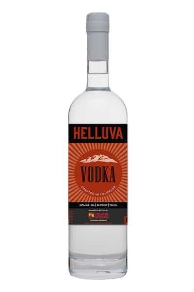 Helluva Colorado Vodka