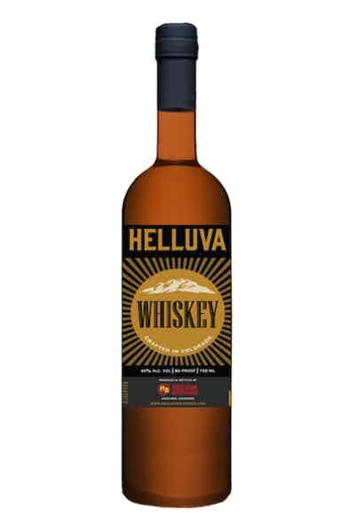 Helluva Colorado Whiskey