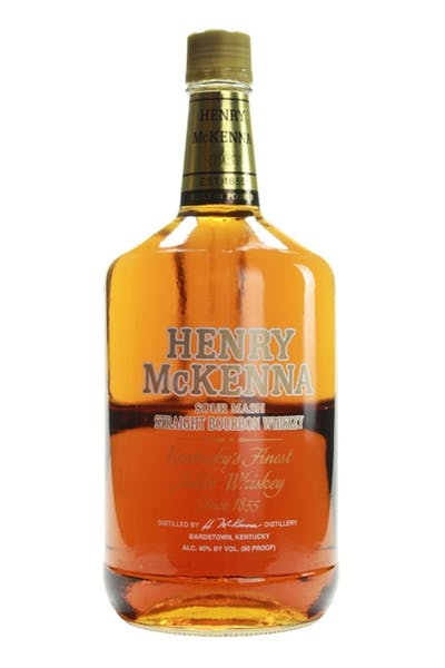 Henry McKenna Bourbon Whiskey