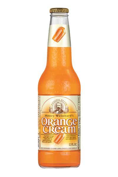 Henry Weinhard's Orange Cream