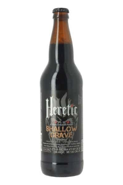 Heretic Brewing Co. Shallow Grave Porter