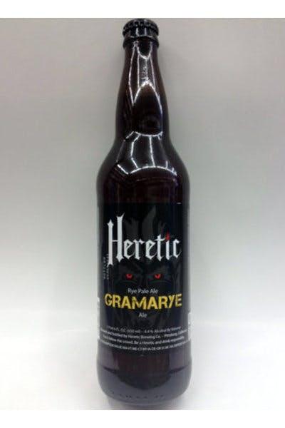 Heretic Gramarye Rye Pale Ale