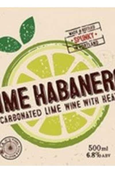 Hi Wheel Lime Habanero Cider