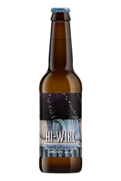 Hi-Wire Bed Of Nails Brown Ale