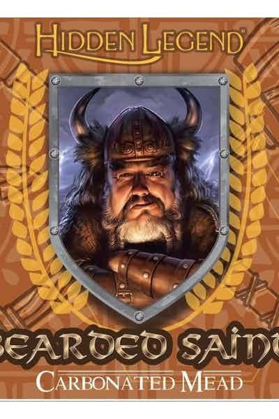 Hidden Legend Bearded Saint Carbonated Mead