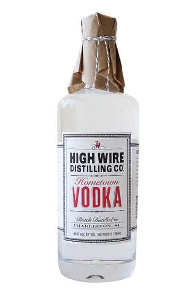 High Wire Distilling Hometown Vodka