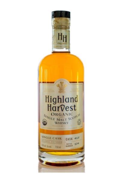 Highland Harvest Scotch Whisky Single Malt